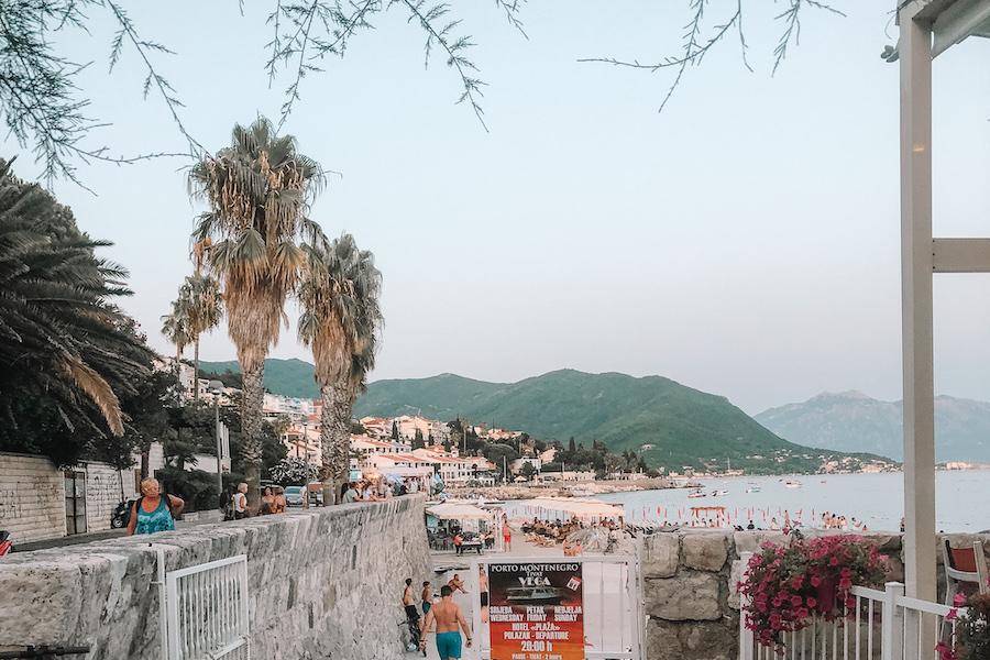 Blah Blah Montenegro Beach