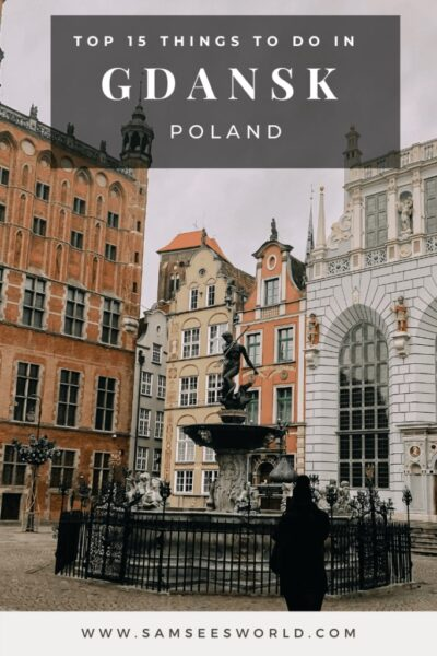 Things to do in Gdansk pin