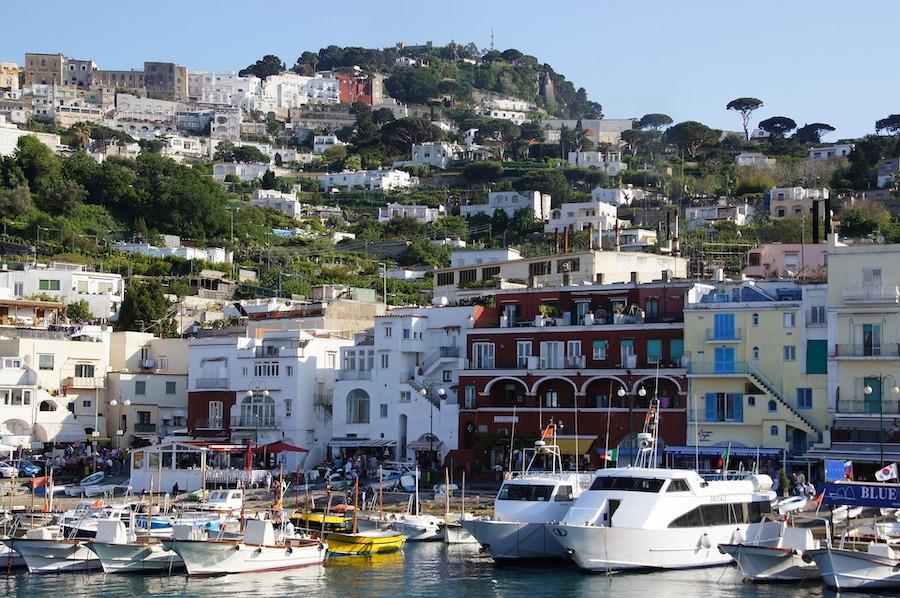 Capi city view