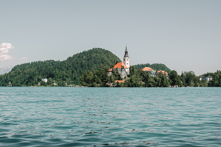 Balkan holiday in Lake Bled, Slovenia