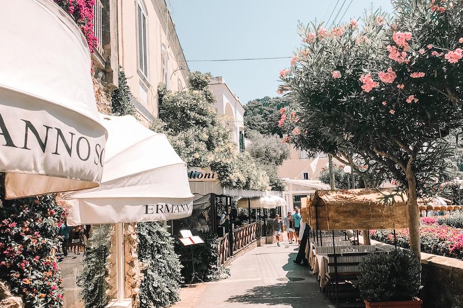 Best day trips from Naples - Capri