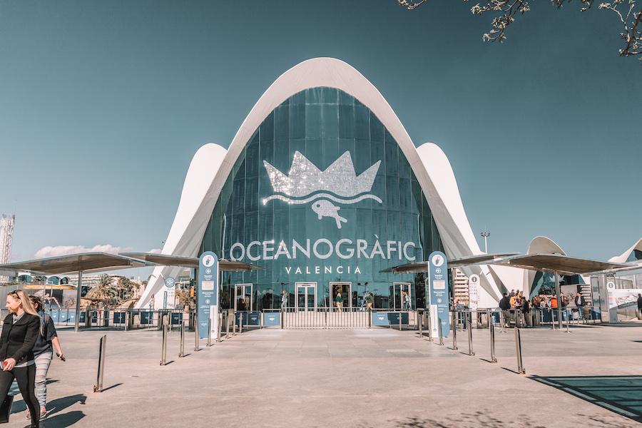 Oceanographic building