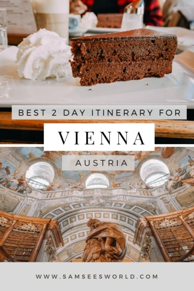 Things to do in Vienna pin