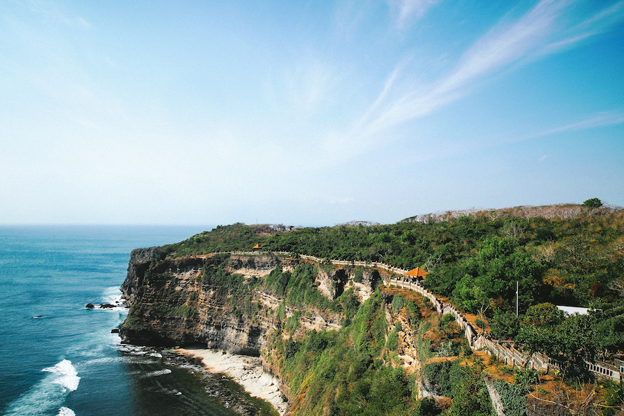 things to do in Seminyak - day trip to Uluwatu