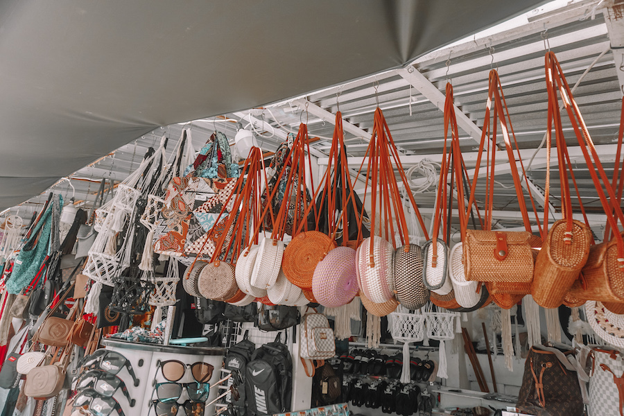 Shopping in Seminyak