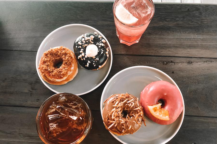 Donuts from Seminyak