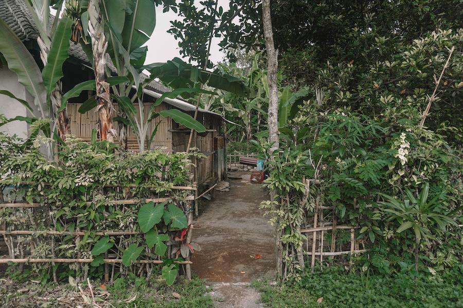 House in Lombok