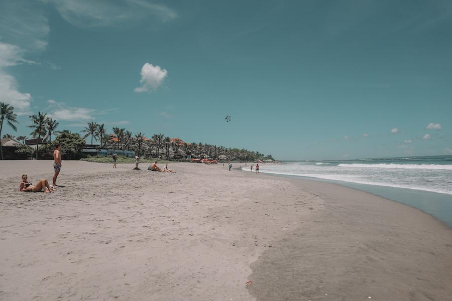 Beach in Seminyak