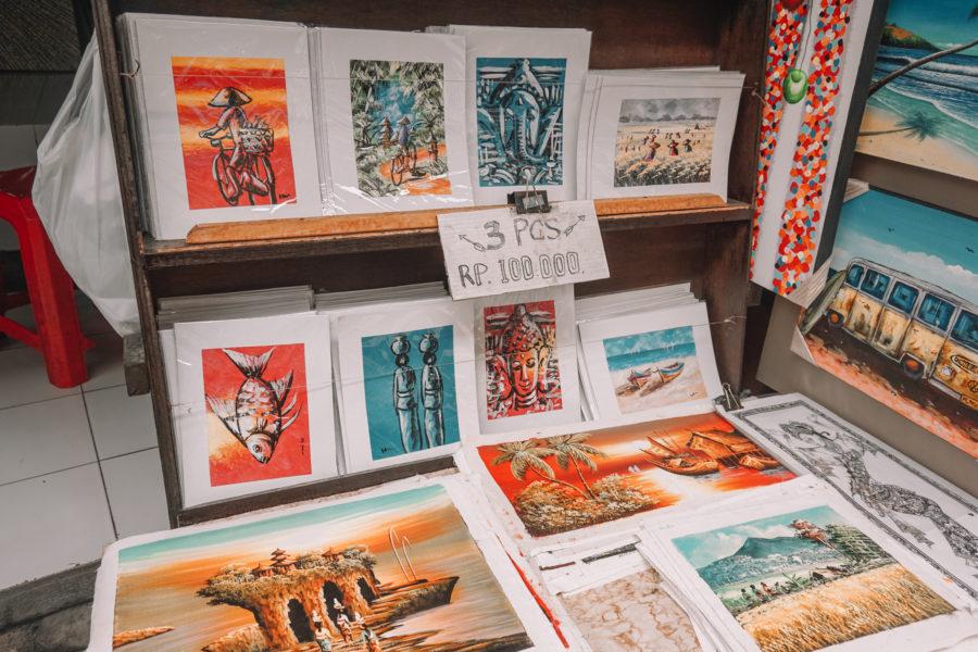 Ubud Art Market - Best thing to do in Ubud