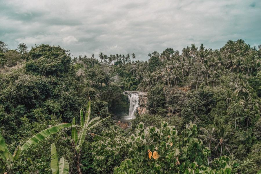 Tengenungan waterfall