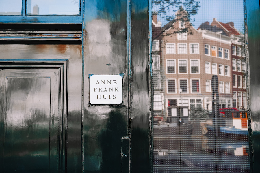 Anne Frank Houses