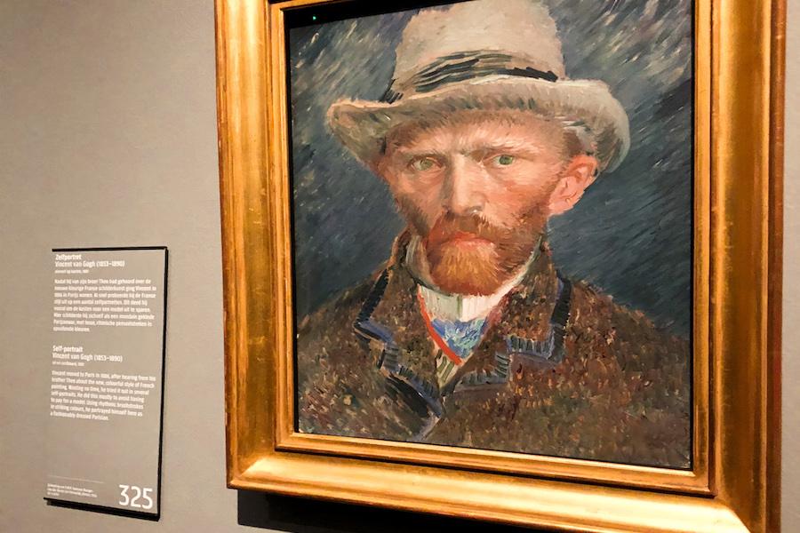 Van Gogh Museum Painting