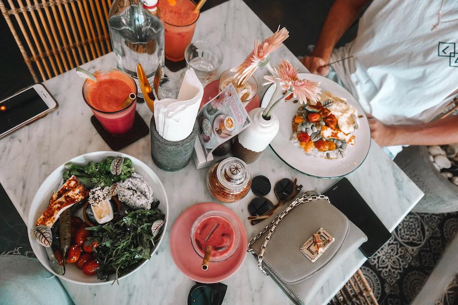 Food in Seminyak
