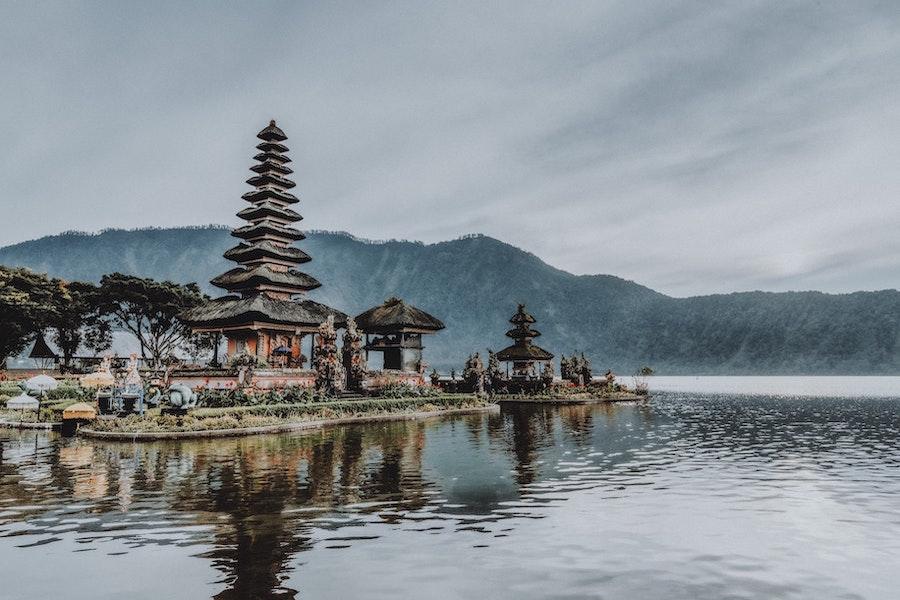 Munduk water temple
