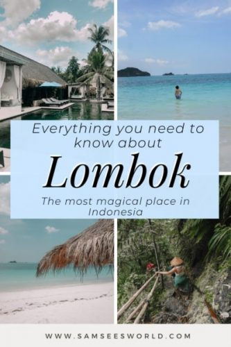 things to do in lombok pin