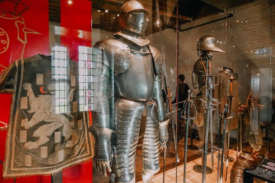 Armory in Muiderslot