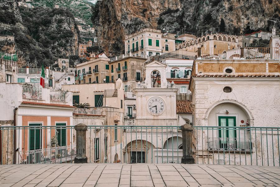 Atrani, Italy - Amalfi Coast towns