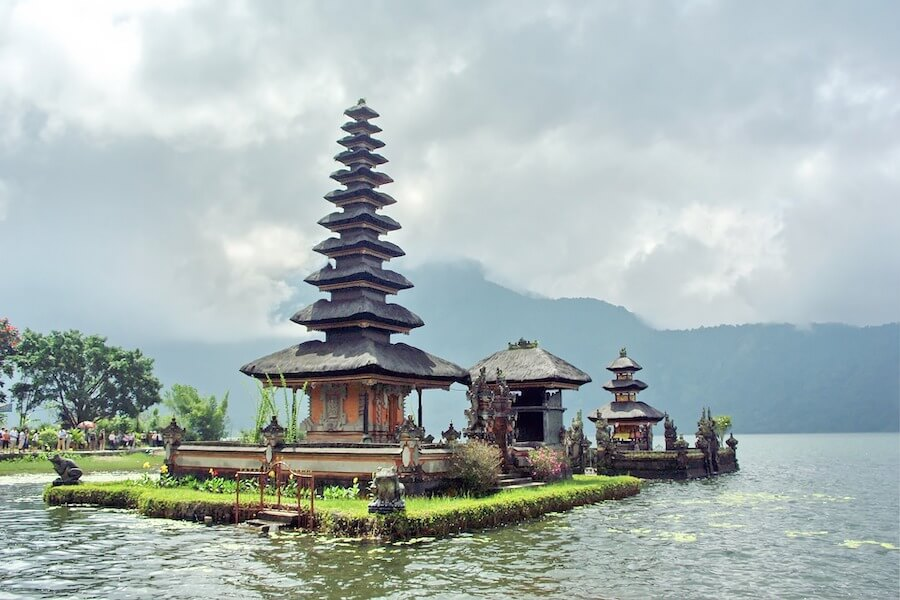Where to go in Bali - Munduk water temple