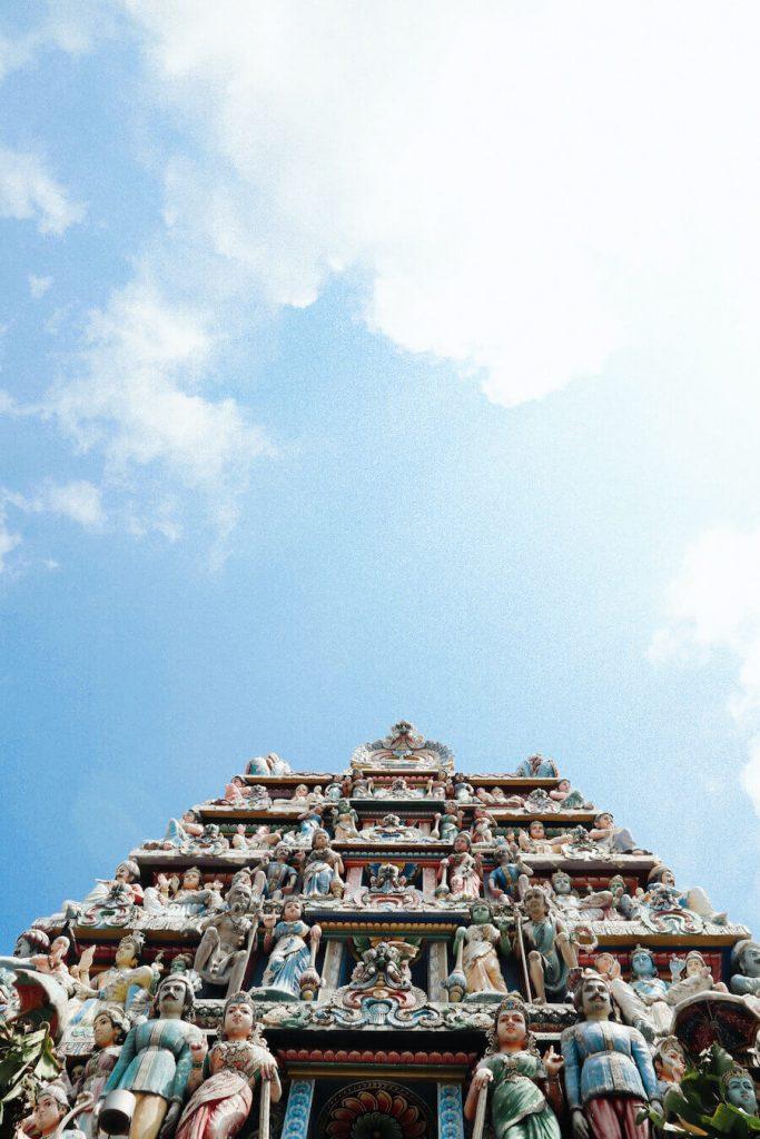 Temple in Singapore