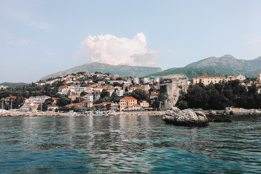 Kotor boat cruise