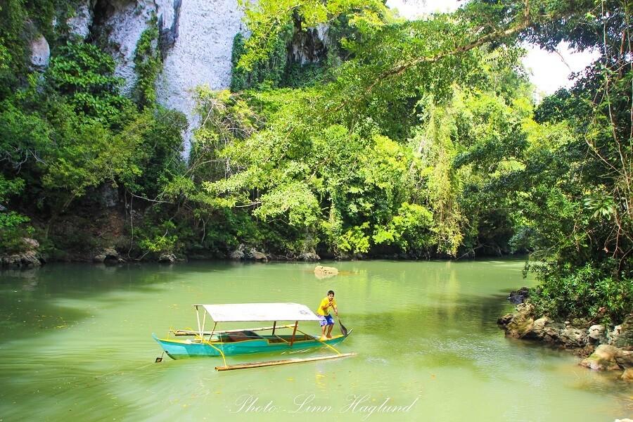 Sohoton Natural Bridge Natural Park, The Philippines