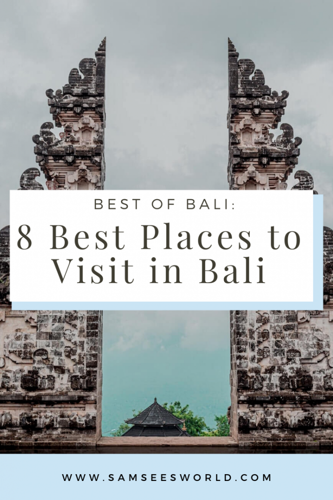 where to go in bali pin