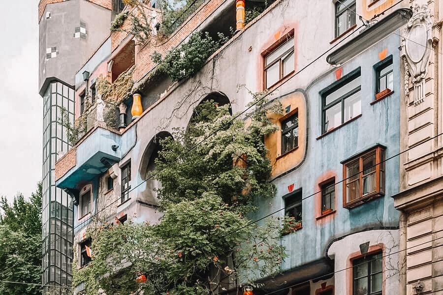 Hundertwasser Buildings