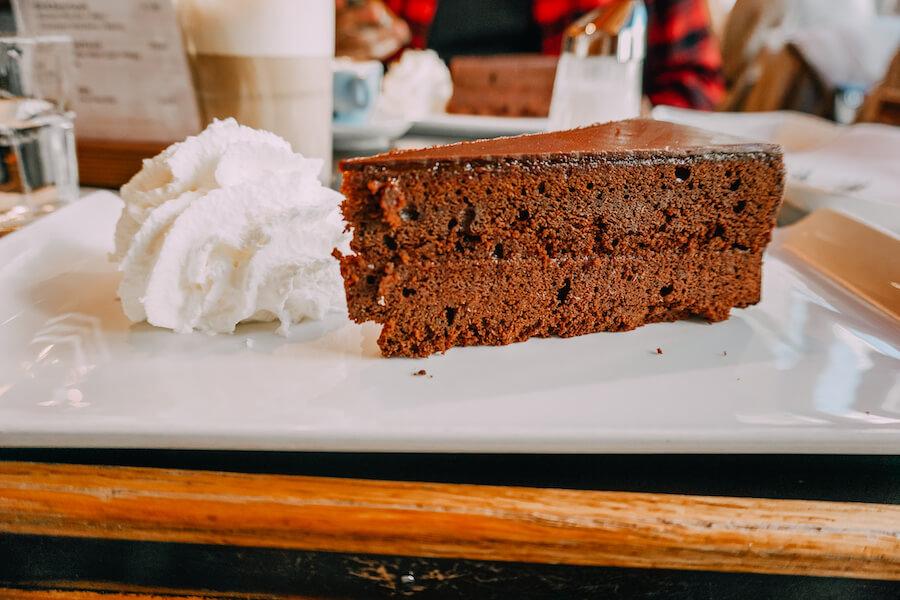 Schertorte cake
