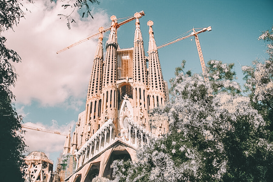 Europe Bucket List - Sagrada de Familia