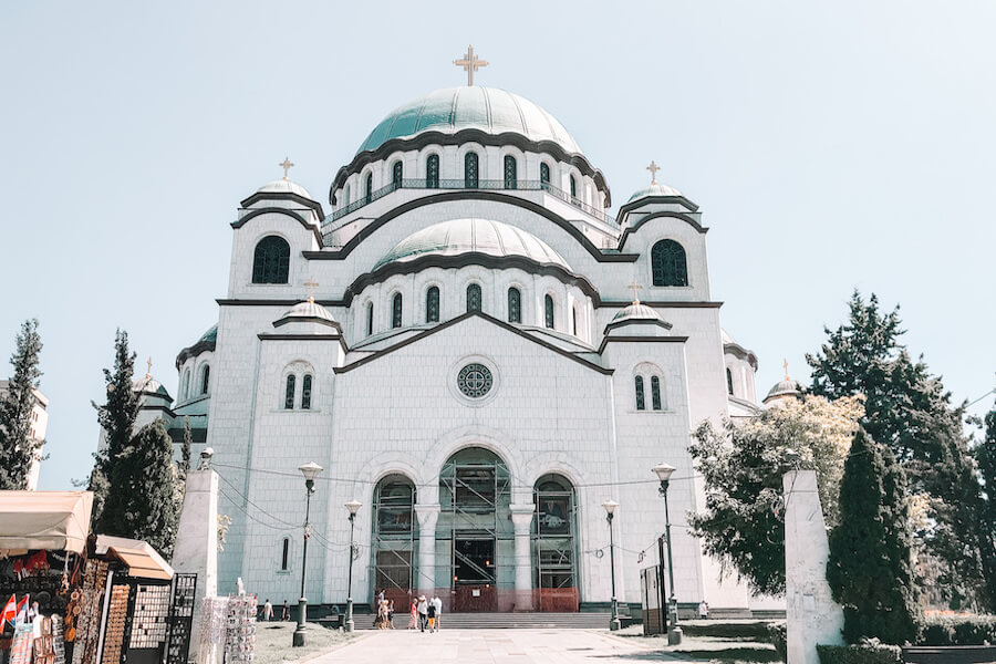 Church of St. Sava