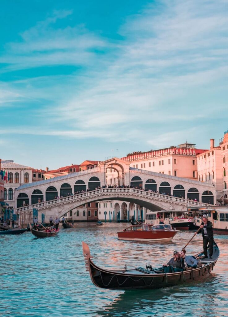 Travel Bucket List for Couples: Venice