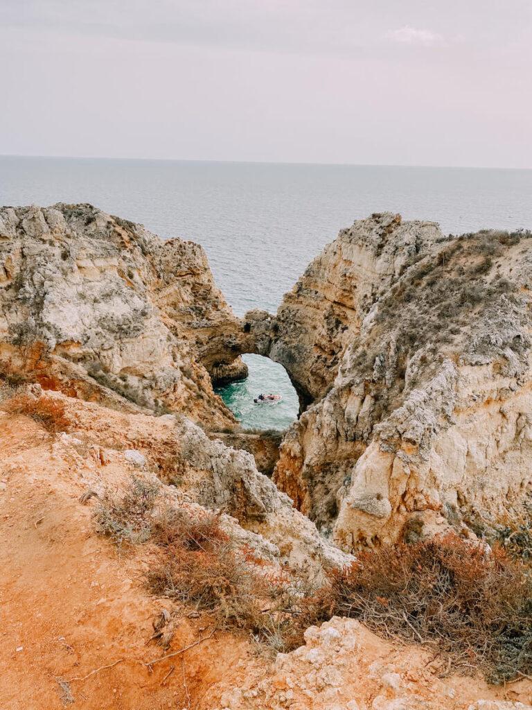 Rocks in Portugal