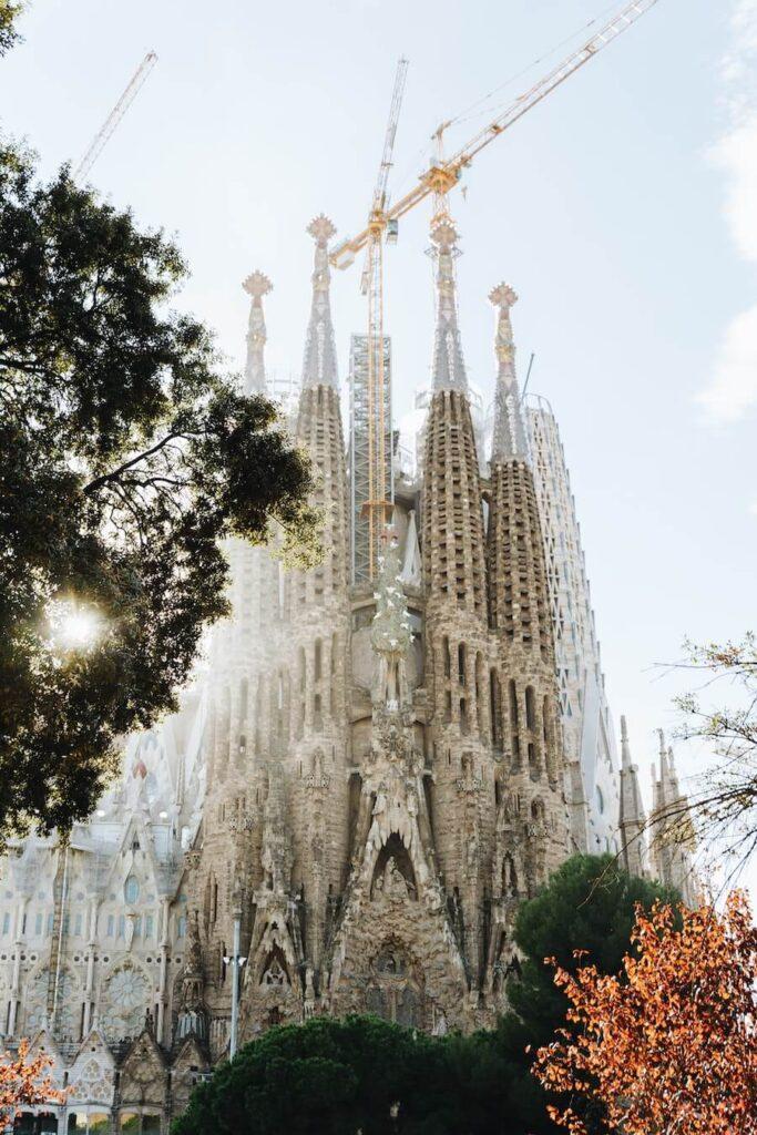 One day in Barcelona - La Sagrada Familia