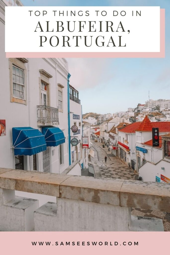 Things to do in Albufeira Pin