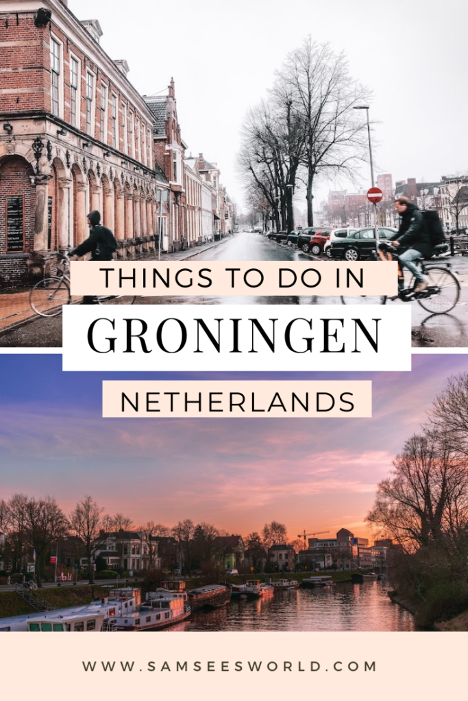Top things to do in Groningen pin
