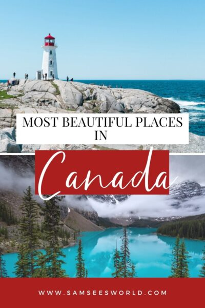 Most Beautiful Places in Canada pim