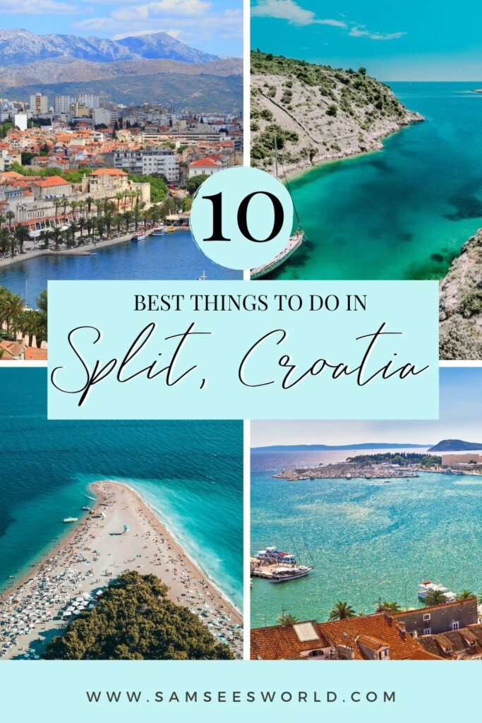 Top things to do in Split pin