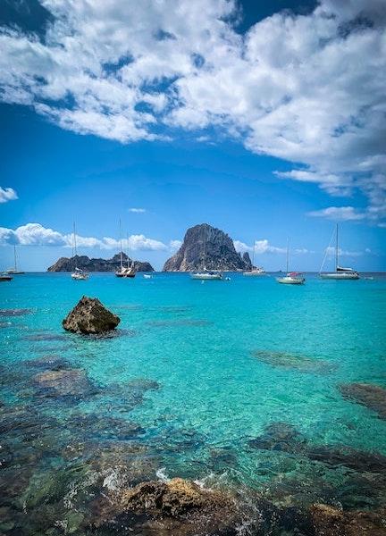 Ocean in Ibiza