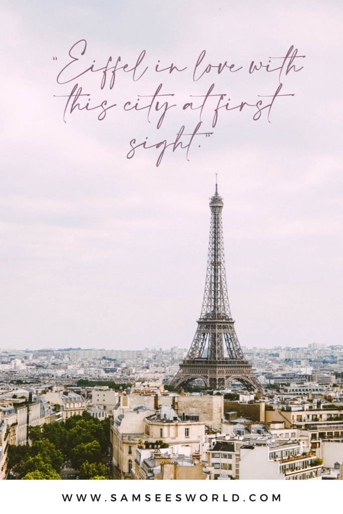 Best Paris Quotes pin