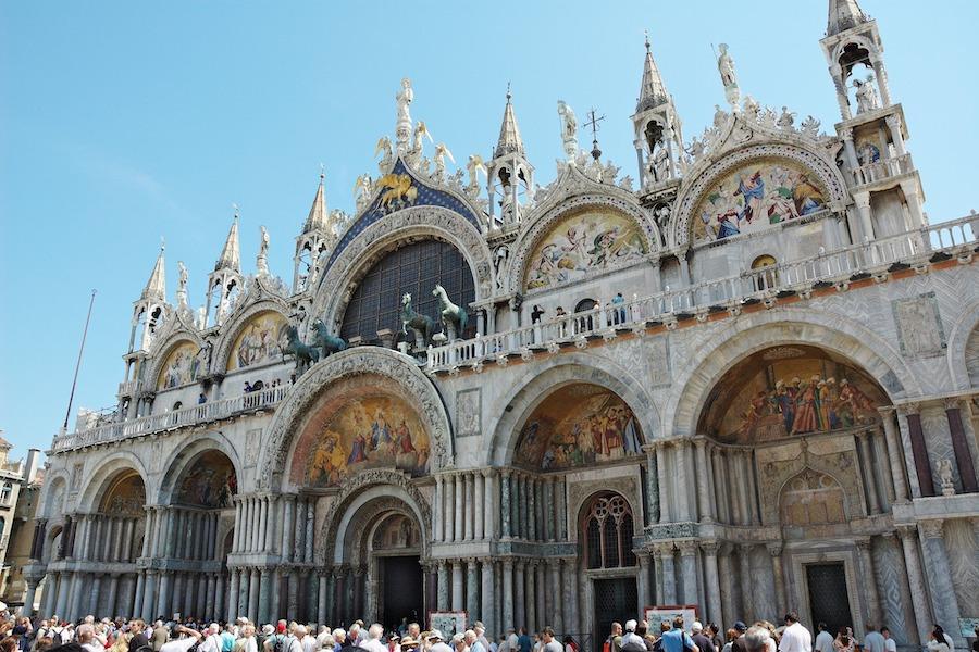 St. Marks Basilica in Vencie
