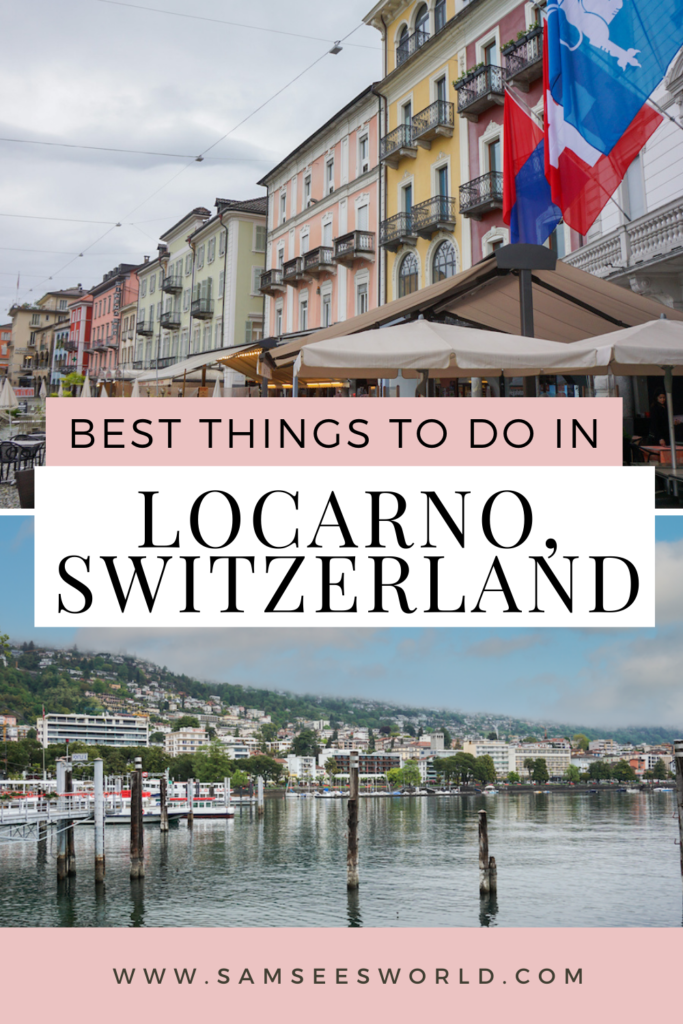 Best things to do in Locarno pin