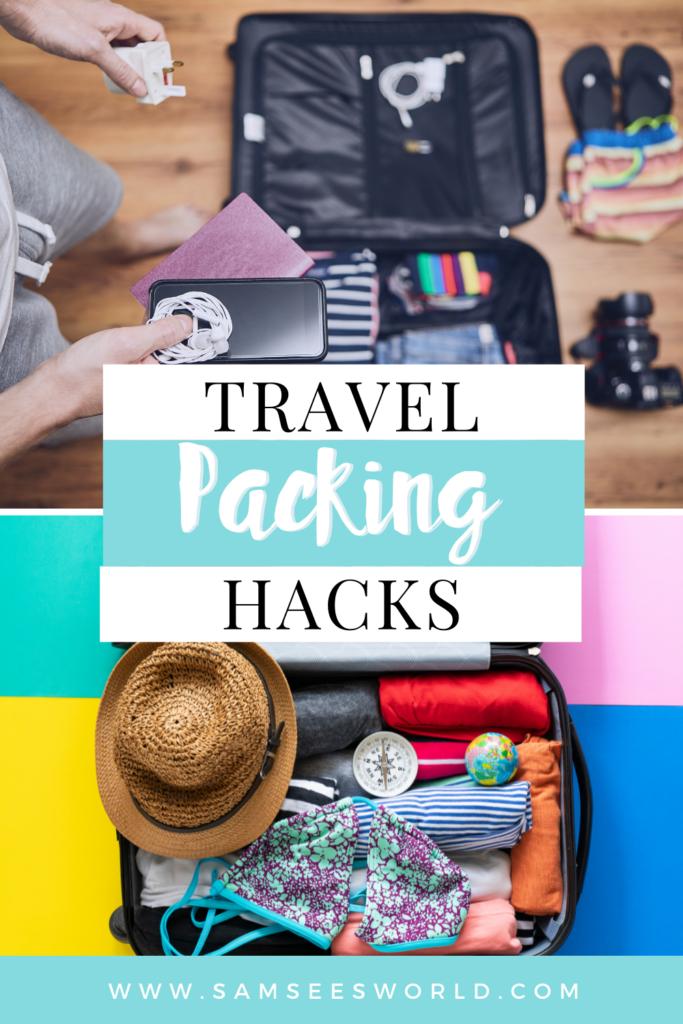 Travel Packing Hacks pim