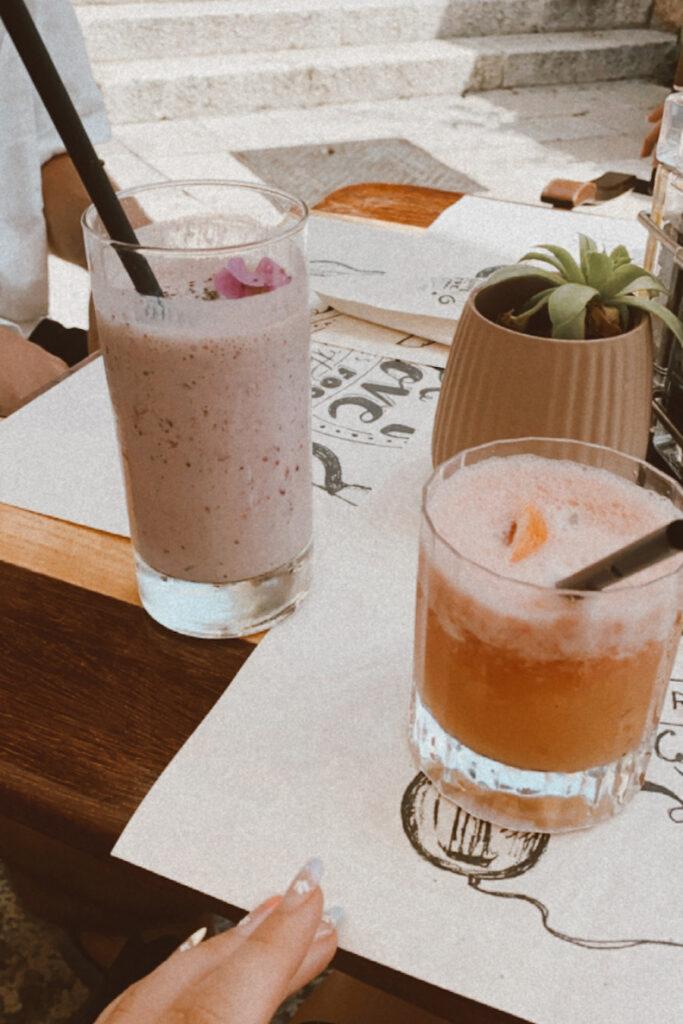 Drinks in Hvar
